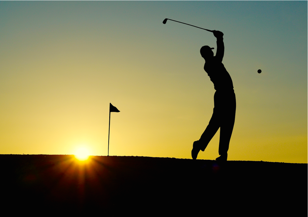 Golf v Turecku