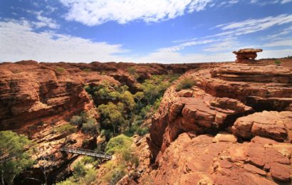 Australie – Kings Canyon