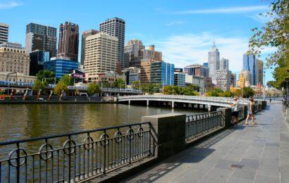 Melbourne – druhá největší australská metropole