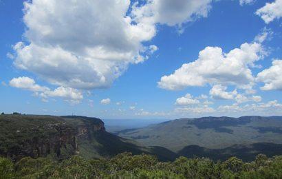 Modré hory a Katoomba – Australie