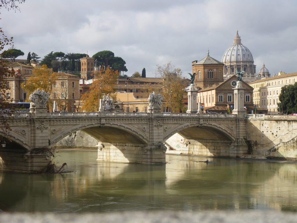 Eurovíkend - Řím