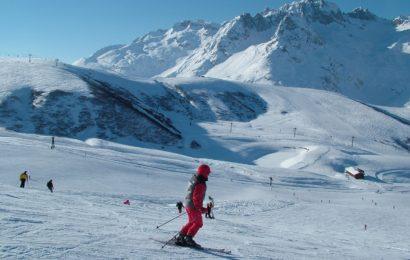 Nejlepší lyžování ve Francii je v Tignes