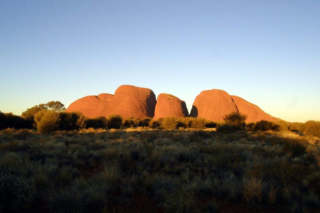 Australie - Tjuta Kata