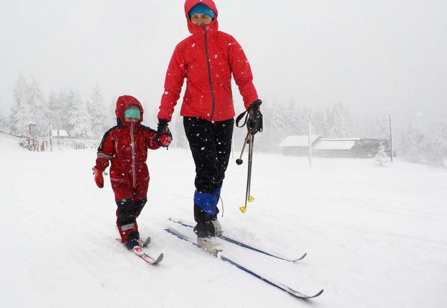 Když si jednou zamilujete běžecké lyžování, už vás od něj nic neodradí