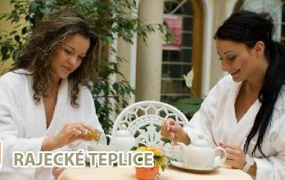 Zajeďte si o víkendu do blízkých slovenských lázní Rajecké Teplice. Neseďte doma!