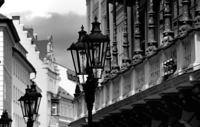 Konference a setkání v Praze