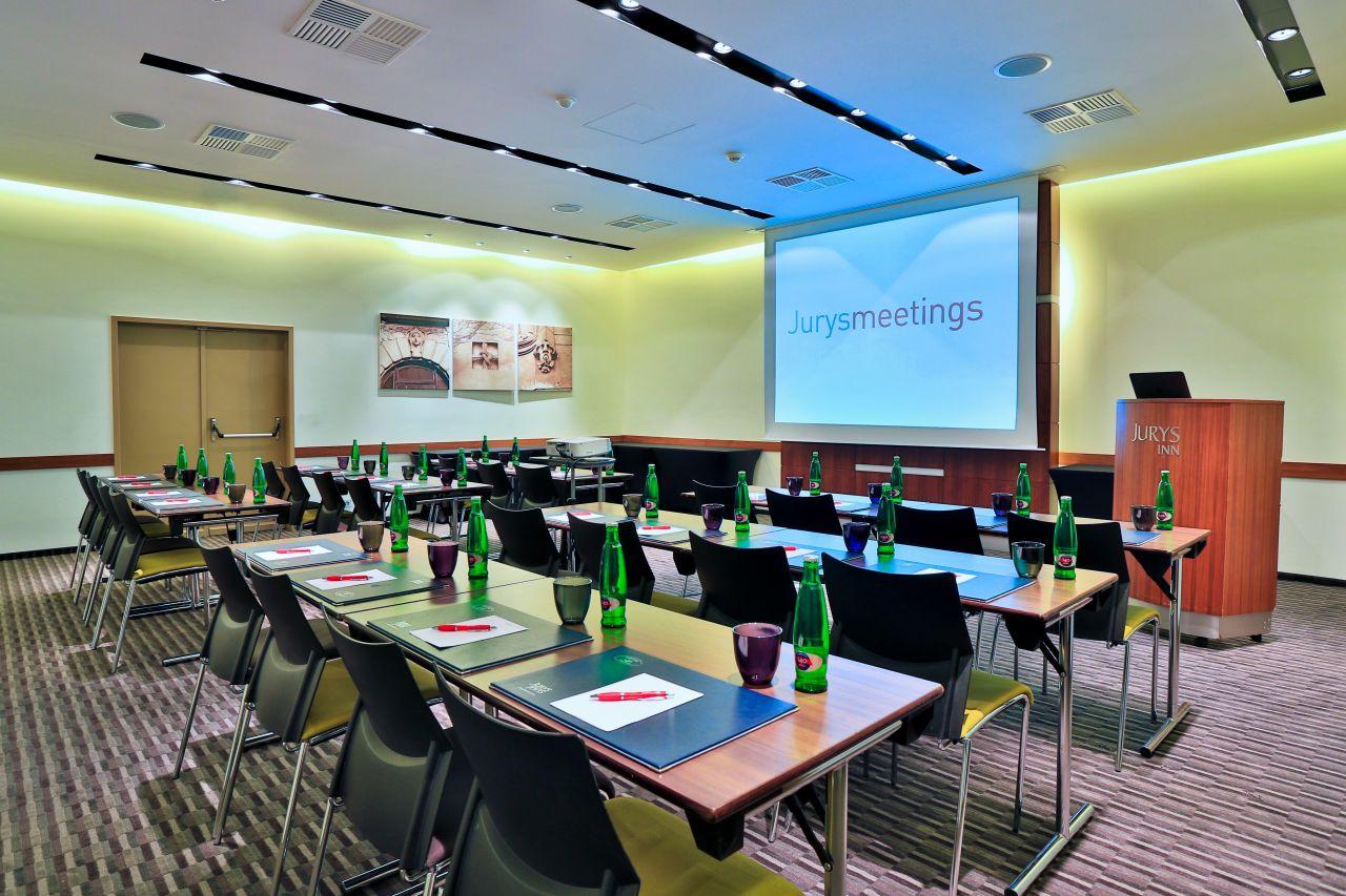 Konferenční prostory hotelu Jurys Inn Praha