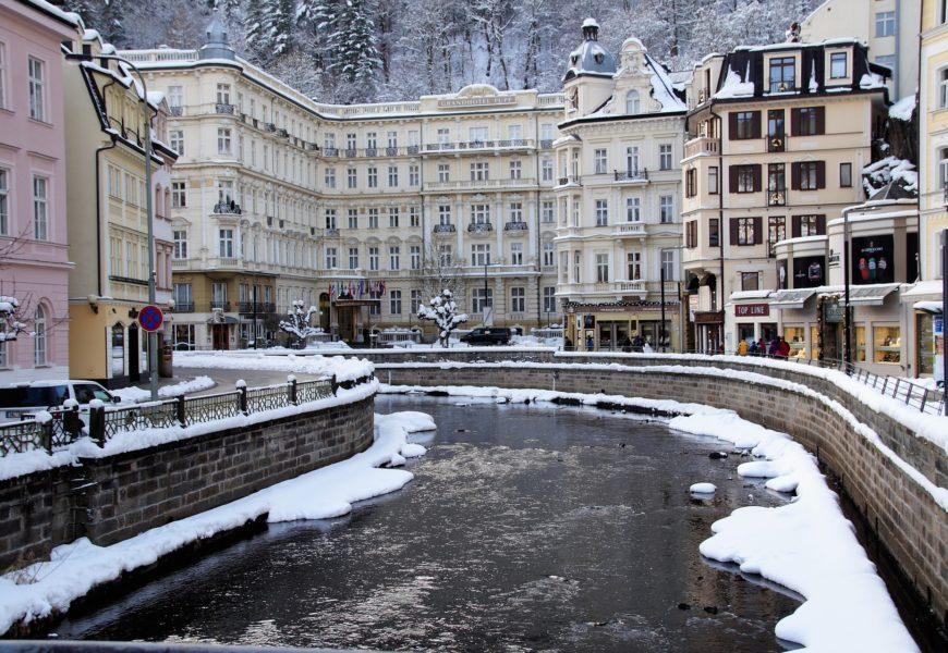 Na pohodový víkend zamiřte do Karlových Varů