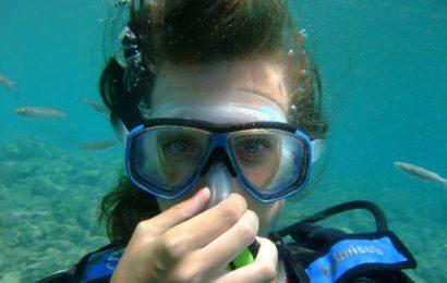 Na pojištění by měli myslet i fanoušci rekreačního potápění