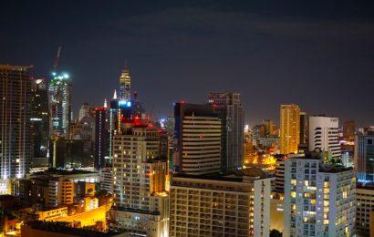 Hlavní město Thajska – Bangkok