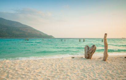 Jižní Thajsko – Andamanské moře