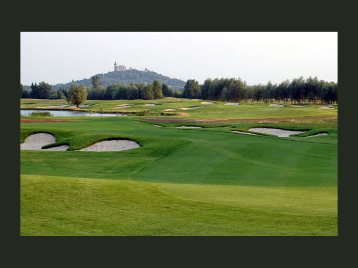 Ubytování na golfu