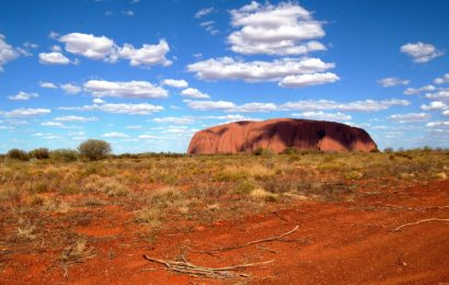 Australie – Uluru (Ayers Rock)