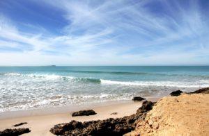 Pláže v Maroku