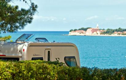 Nejlepší kempy v Chorvatsku