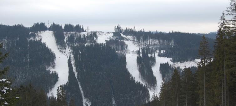 Kde si užít lyžování v Beskydech