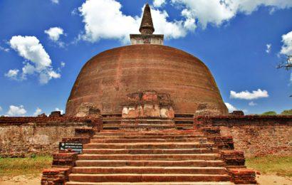 Srí Lanka: co skrývá prastaré město Polonaruwa