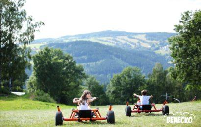 Ubytování pro školy v přírodě na okouzlujícím místě