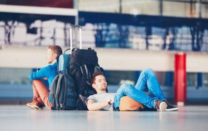 Co dělat, když je váš let zpožděný?